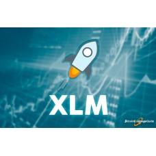 1.0 XLM - Stella Lumen crypto token