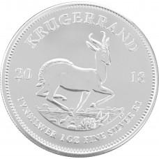 2018 Krugerrand 1oz FINE Silver Bullion 999 pure - brand new UNC